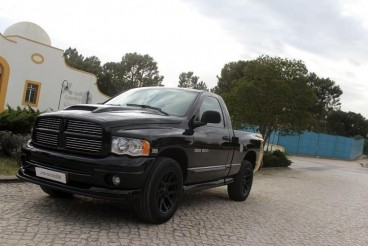 Dodge RAM 1500 5.7 Hemi Rumble Bee