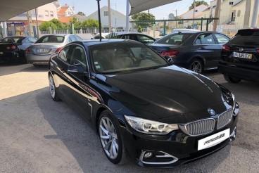 BMW 420 d Line Sport